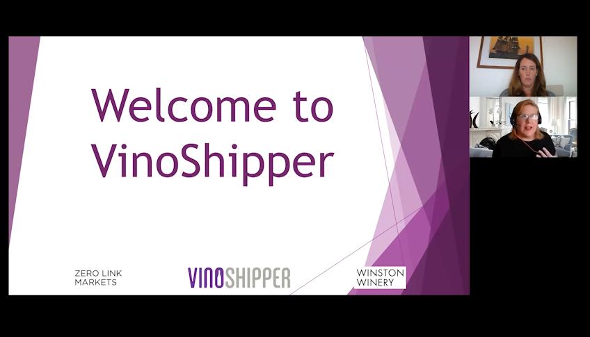 Webinar: Grow Your DtC Sales With Vinoshipper.com